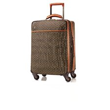 "Wings Belting 21"" Spinner Suitcase"