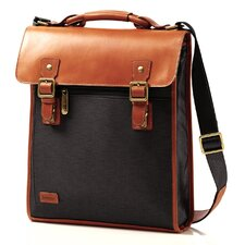 Hudson Belting Vertical Messenger Bag