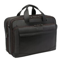 Aviator Leather Briefcase