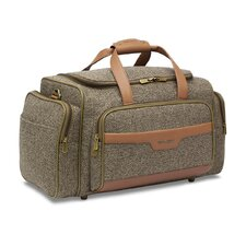 "Tweed 21"" Carry-On Duffel"