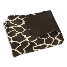 <strong>Chooty & Co</strong> Giraffe Super Soft Blanket