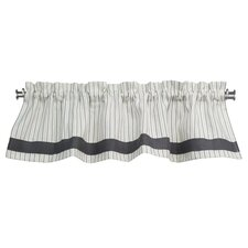 Dublin Stripe Curtain Valance