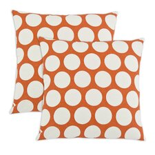 Sweet Potato Dandie Fiber Pillow (Set of 2)