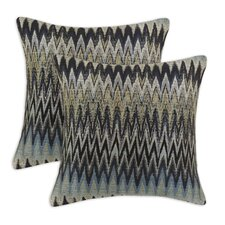 Epic Smoke Fiber Pillow (Set of 2)
