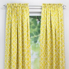 Woburn Sunflower Curtain Single Panel