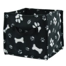 Fleece Soft Sided Storage Container