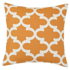 Fynn Cinnamon Macon Fiber Throw Pillow (Set of 2)