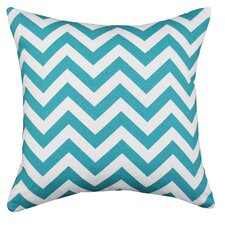 Zig Zag Cotton Throw Pillow (Set of 2)
