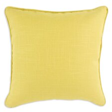 <strong>Chooty & Co</strong> Circa Solid Lava Corded Pillow