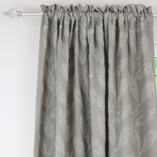 Dillion Gunmetal Window Treatment Collection