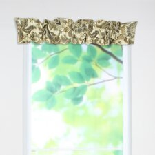 <strong>Chooty & Co</strong> Valdosta Sleeve Topper Curtain Valance
