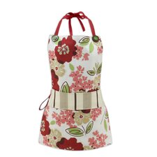 Sydney Rainforest and Soho Hazelnut Reversible Apron