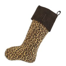 <strong>Chooty & Co</strong> Bobcat Christmas Stocking