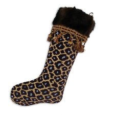 <strong>Chooty & Co</strong> Simba Lined Trimmed Stocking