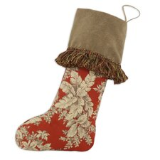 Bellingrath and Vannes Jewel Fringe Lined Stocking