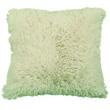 Shaggy Polyester Pillow