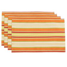 Getaway Reversible Placemat (Set of 4)
