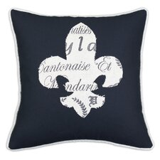 <strong>Chooty & Co</strong> Duck Wisdom Corded Cotton Pillow