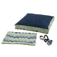 <strong>Chooty & Co</strong> See Saw 3 Piece Boxed Dog Bed Set