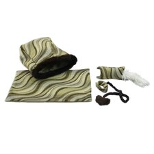 Vanora Hunter 4 Piece Pet Bag Set