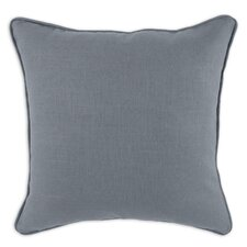 Circa Solid Linen/Rayon  Pillow