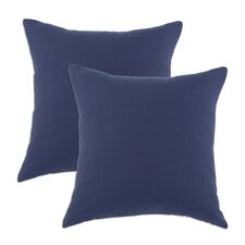 Duck Cotton KE  Pillow (Set of 2)