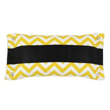 Zig Zag Cotton Pillow
