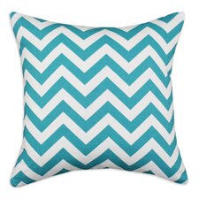 <strong>Chooty & Co</strong> Zig Zag Cotton Pillow