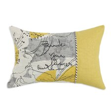 Perdue En Giverny Cotton Pillow