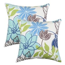 Monaco Breeze Cotton Pillow (Set of 2)