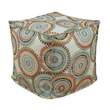 Incogneato Seamed Beads Hassock