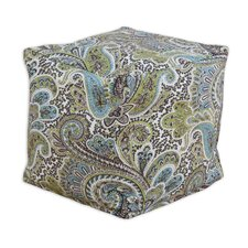 Paisley Beads Footstool