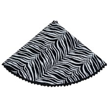 <strong>Chooty & Co</strong> Zebra Tree Skirt