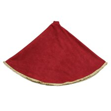 Passion Suede Tree Skirt