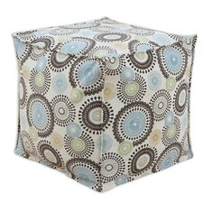 Raja Seamed Beads Hassock
