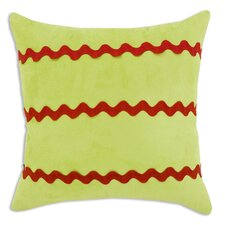 Passion Suede 3 Stripes Pillow