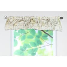 <strong>Chooty & Co</strong> Chatsworth Cotton Blend Curtain Valance