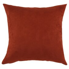 Passion Suede Polyester Throw Pillow (Set of 2)