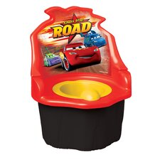 <strong>Ginsey</strong> Disney Cars Three-in-One Potty Trainer