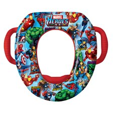 <strong>Ginsey</strong> Marvel Heroes Soft Potty Seat