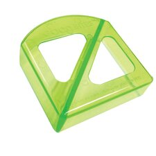 Sandwich Cutters Good Bites Translucent in Lime Green