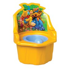 <strong>Ginsey</strong> Disney Winnie The Pooh Three-in-One Potty Trainer