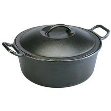 Logic 4-qt. Round Dutch Oven