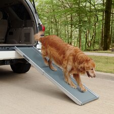 "<strong>Solvit</strong> Deluxe Telescoping 72"" Pet Ramp"
