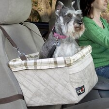Deluxe Tagalong Dog Booster Car Seat