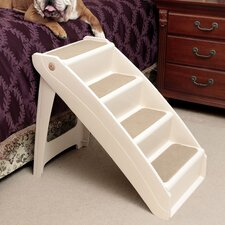 Pup 4 Step Pet Stairs