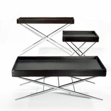 <strong>Luxo by Modloft</strong> Grosvenor Coffee Table Set