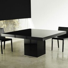 <strong>Luxo by Modloft</strong> Beech Dining Table