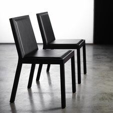 <strong>Luxo by Modloft</strong> Queen Side Chair