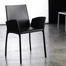 <strong>Luxo by Modloft</strong> Vigo Arm Chair